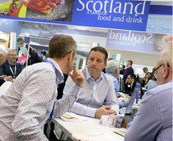 Seafood Scotland SEG 2019
