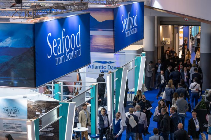 Demand for Scottish seafood continues - Seafood Scotland