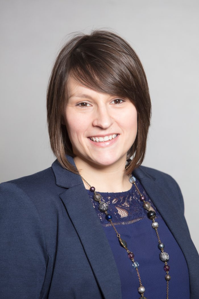 Clare Dean trade marketing manager