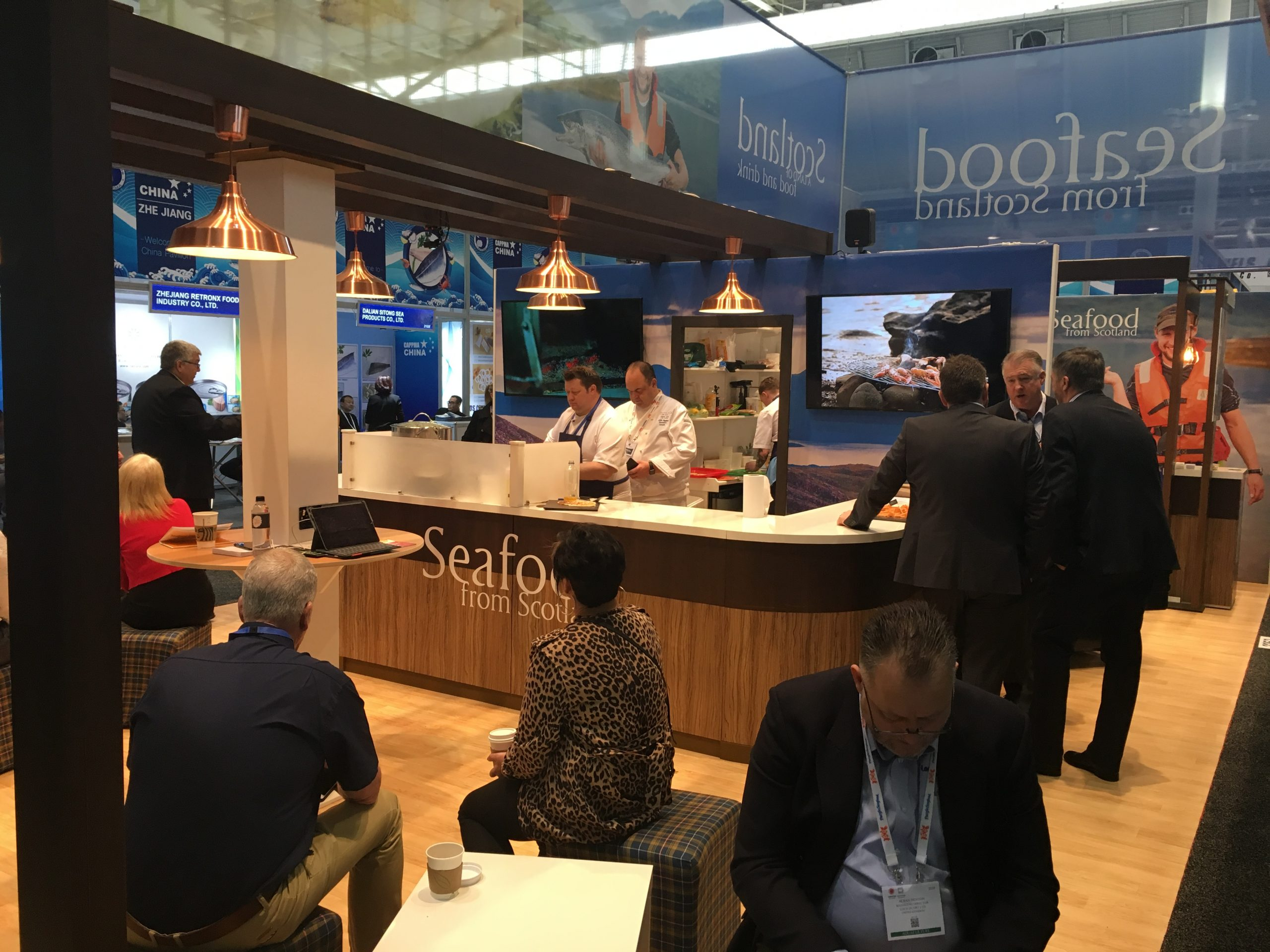 Boston Seafood Show 2020.Be Part Of The Seafood From Scotland Pavilion At Seafood